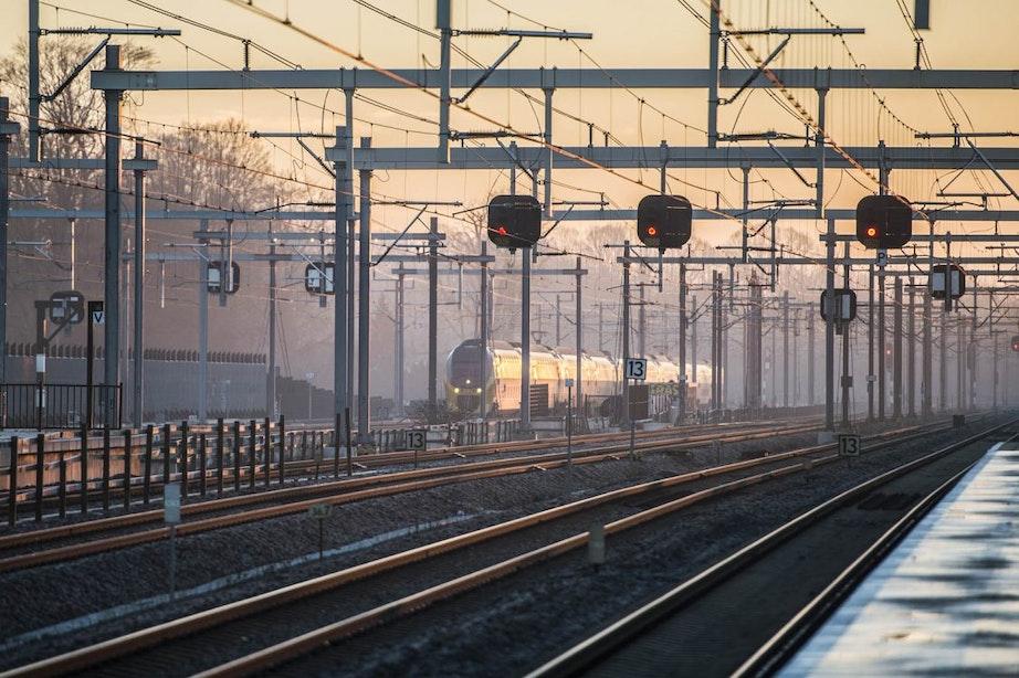 Treinverkeer vrijdag tijdelijk ontregeld bij station Vaartsche Rijn; Dienstregeling weer op gang