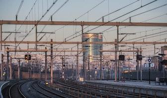 Hele ochtend geen treinen tussen Utrecht en Driebergen-Zeist