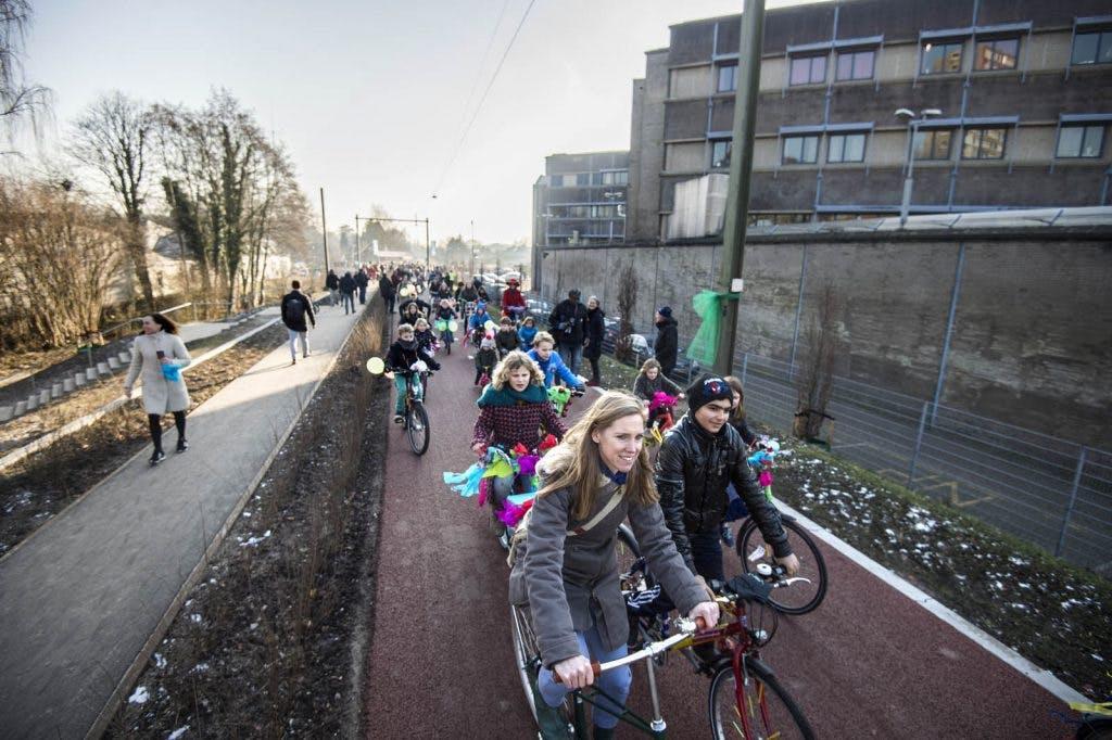 Fiets bespaart Utrecht 250 miljoen