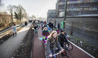 Park Oosterspoorbaan feestelijk geopend