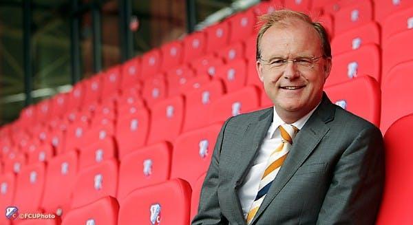 Scheidend directeur FC Utrecht ontvangt sportpenning voor maatschappelijke verdiensten