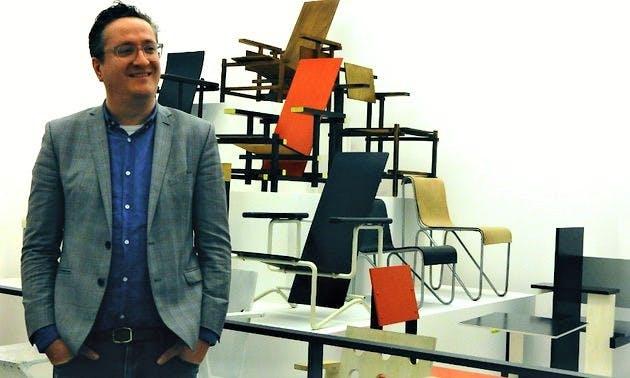 Bart Rutten wordt nieuwe artistiek directeur Centraal Museum