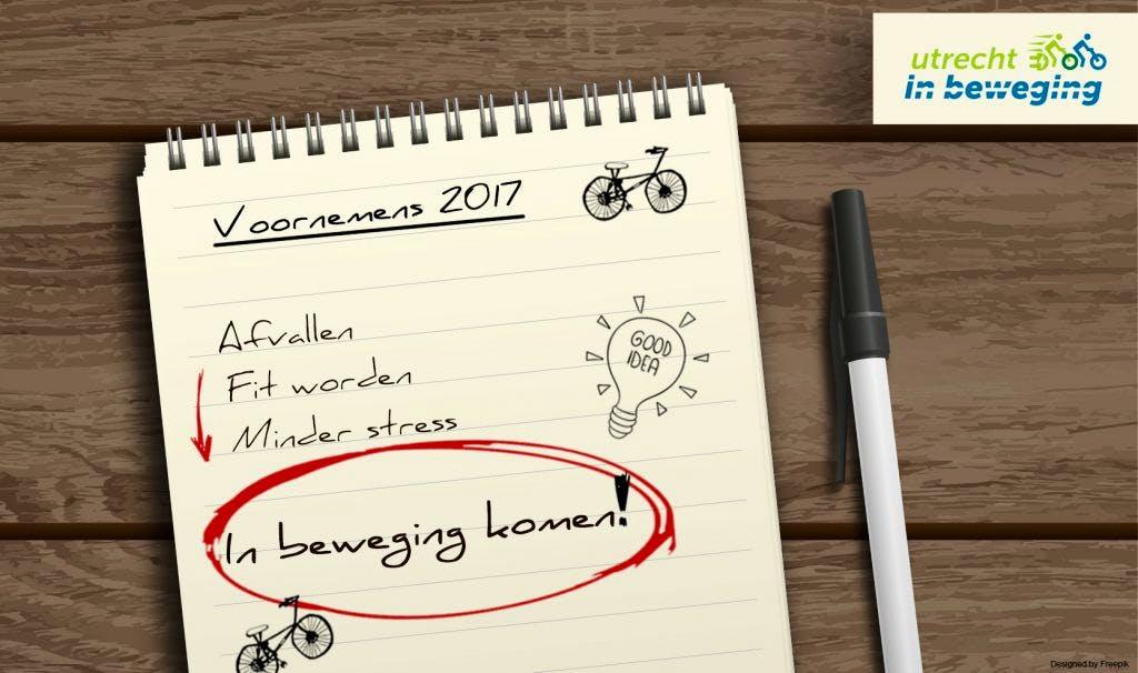 Goede voornemens voor 2017? Stap op de fiets en verdien tot €175,-!