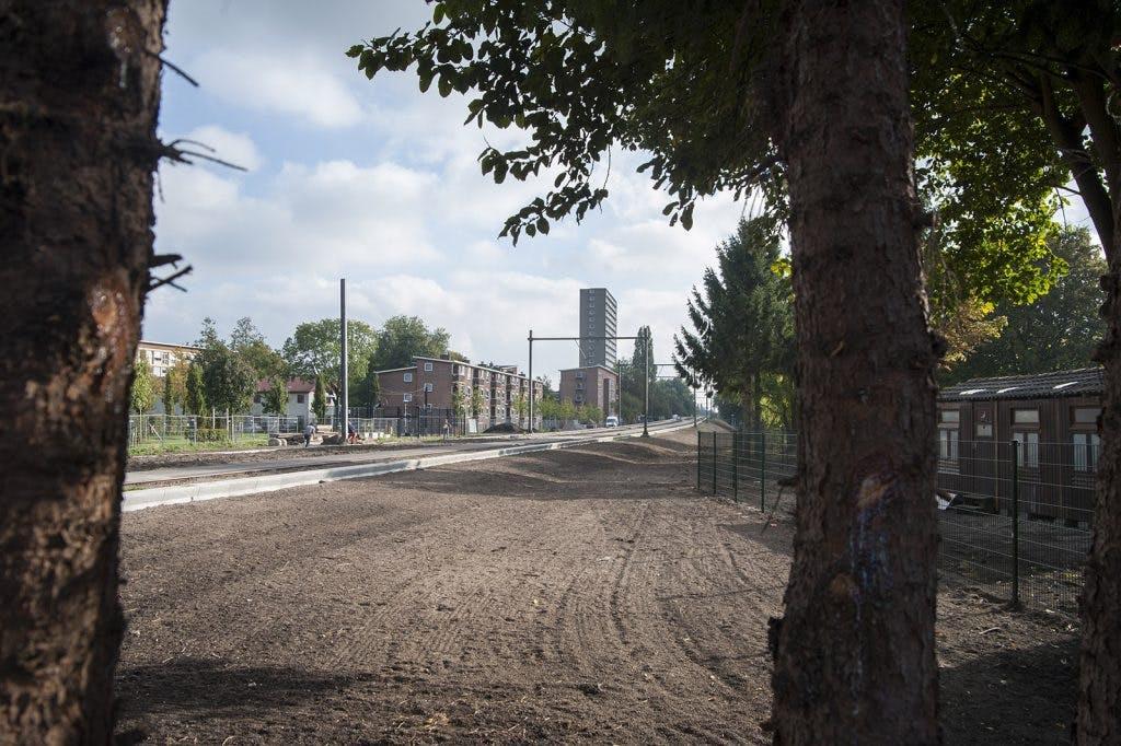 Utrecht heeft met park Oosterspoorbaan nieuwe groene zone