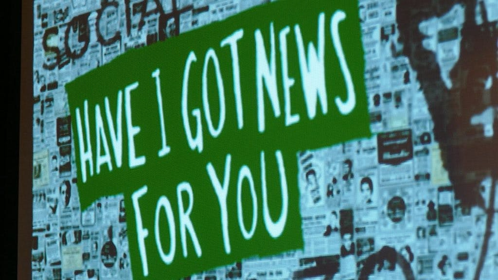 DUIC TV op bezoek bij meetup SMC030: Have I Got News For You!