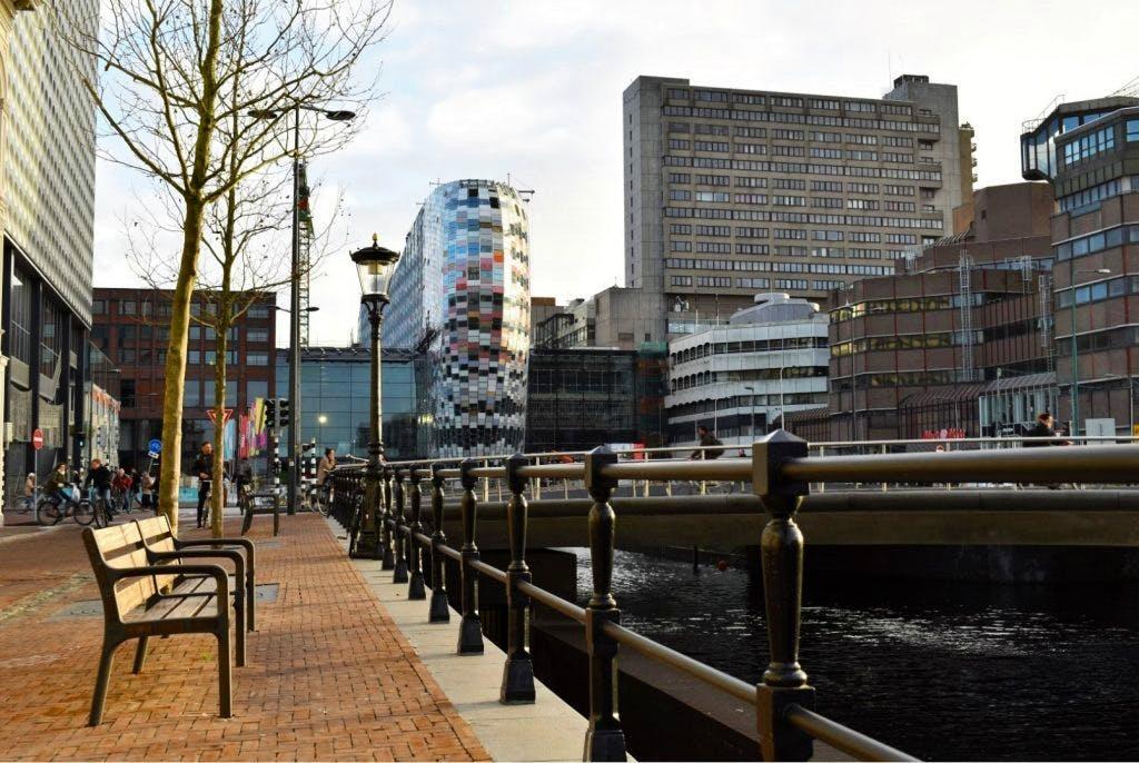 Poll: Is het Poortgebouw van Hoog Catharijne een aanwinst voor de stad?
