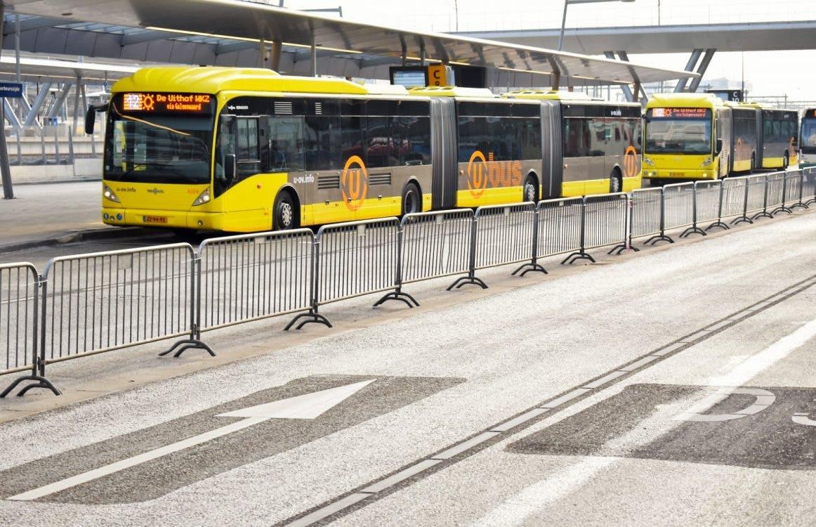U-OV hoopt dat er woensdag toch bussen en trams rijden