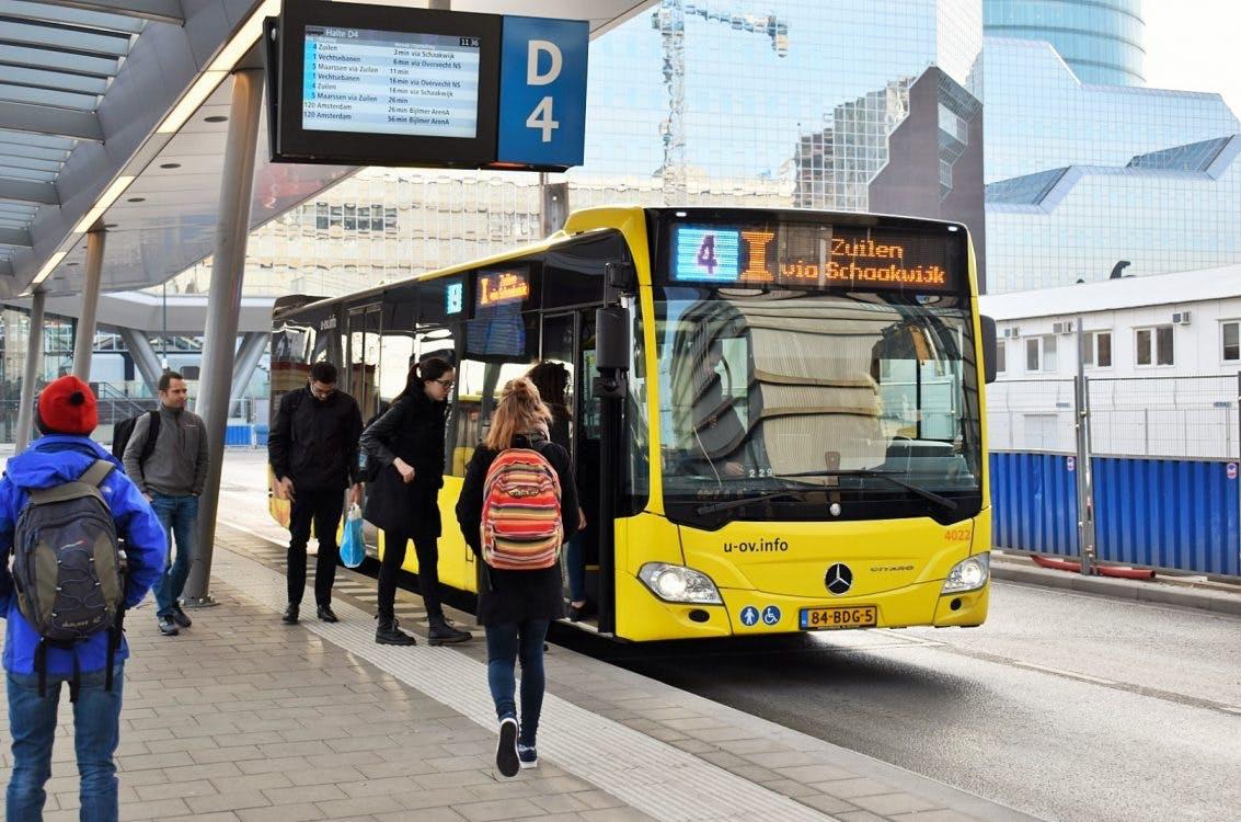Vanaf volgende week wederom geen bussen in Utrecht door landelijke staking