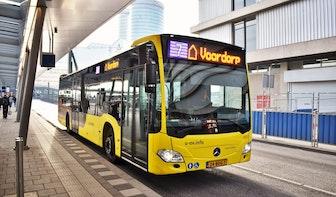 U-OV stopt tijdelijk met nachtlijnen vanwege regionale coronamaatregelen in Utrecht