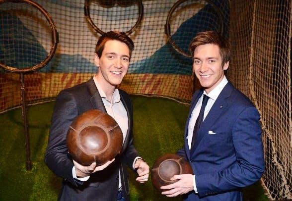 Fred en George Wemel openen grootse Harry Potter-tentoonstelling Utrecht