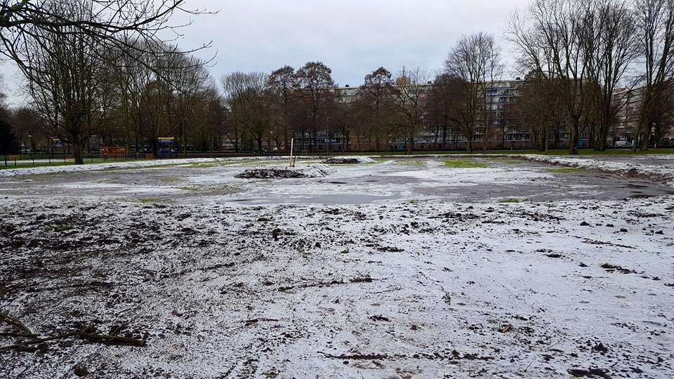 Volgende week al schaatsen op eerste natuurijsbaan in Utrecht