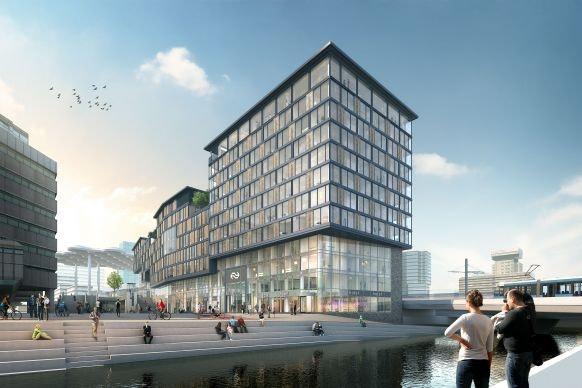 Bouw Noordgebouw van start en wordt 24-uurs plek