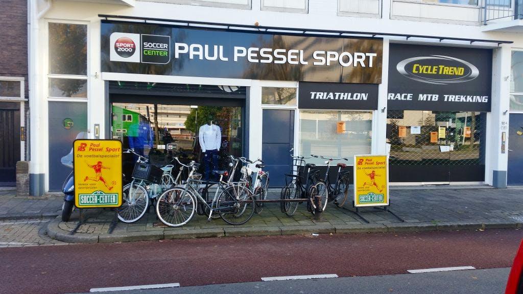 Wie koopt er nog shirts bij een Utrechtse sportzaak?