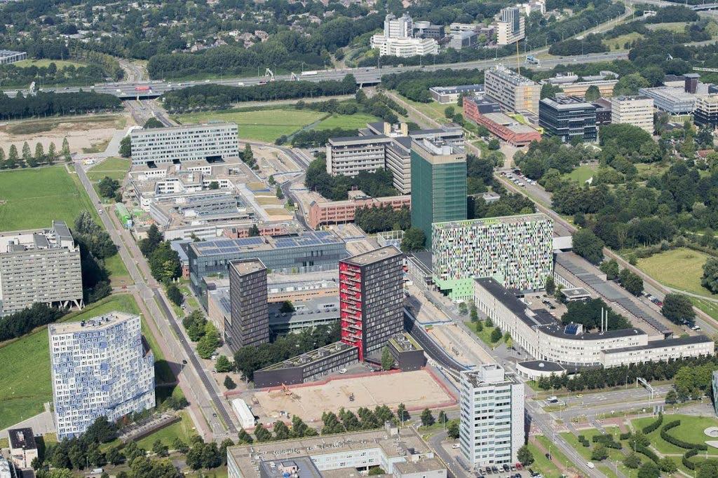 Motorrijder overleden na zwaar ongeluk op Utrecht Science Park