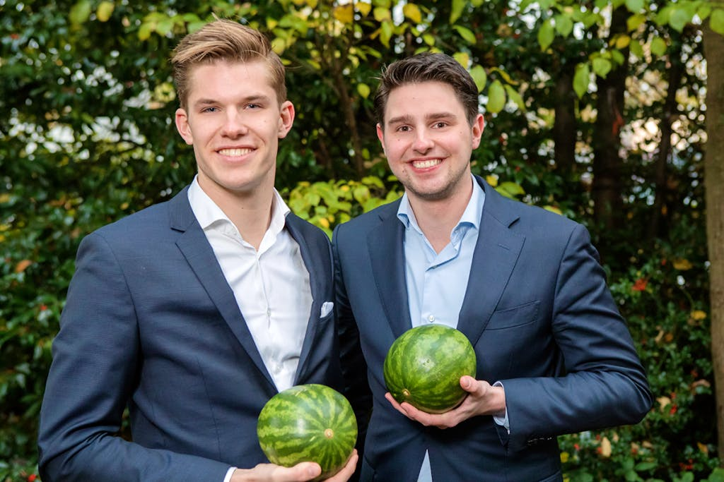 Utrechts Watermelon terug na faillissement door WhatsApp
