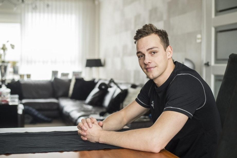 Utrechtse zwemmer Jesse Puts naar halve finale EK kortebaan