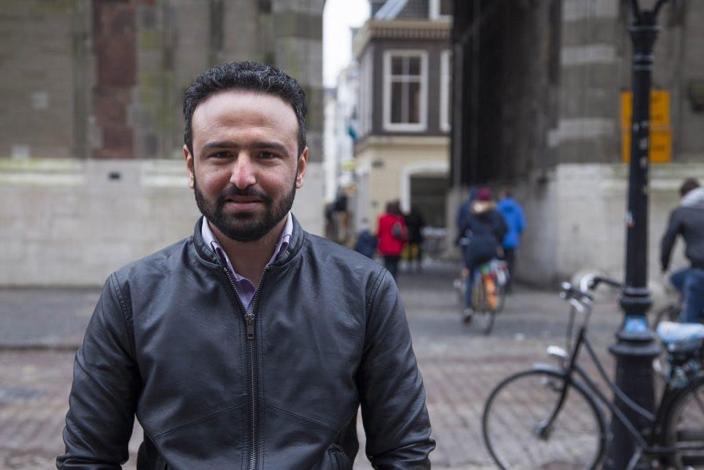 Allemaal Utrechters – Tamer Alalloush: 'We zijn geen vluchtelingen meer, maar nieuwe buren'