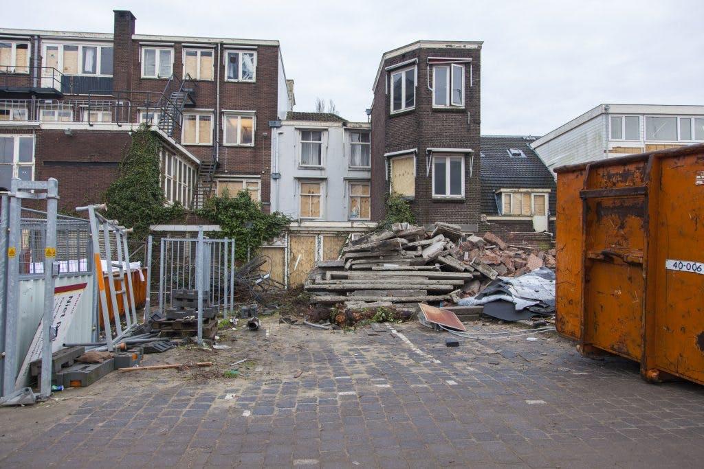 Foto's: Sloop Van Sijpesteijnkade van start