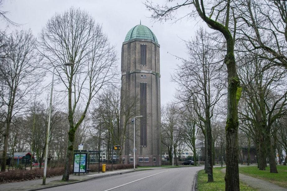 Ook laatste watertoren in Utrecht verkocht; toren in Overvecht krijgt publieksfunctie