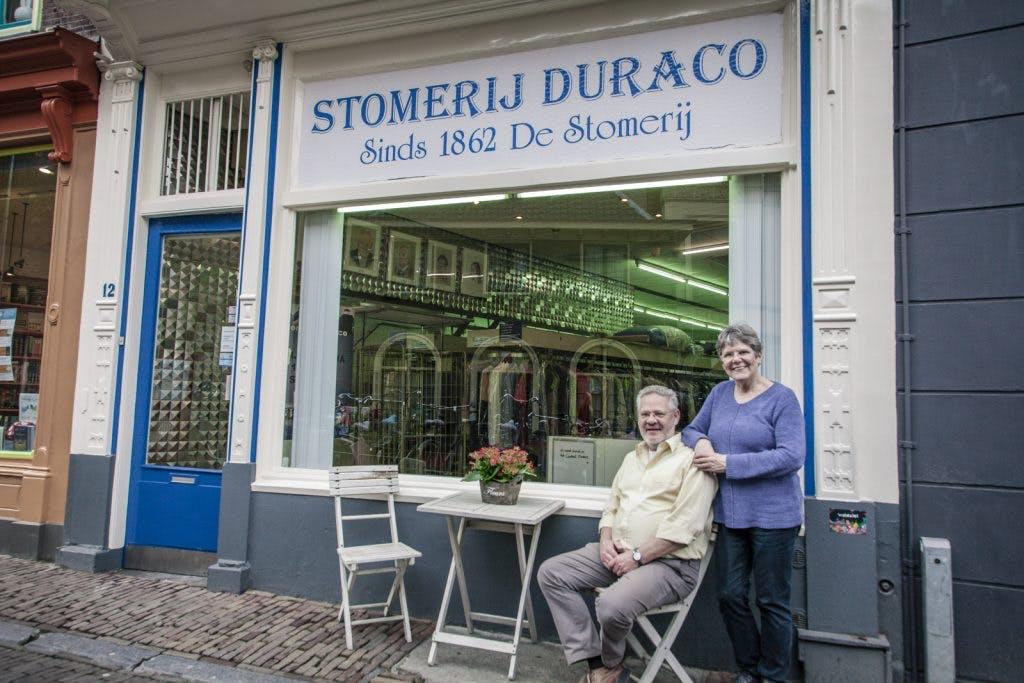 Stomerij Duraco sluit na ruim 155 jaar aan de Ganzenmarkt: 'We zijn euforisch'