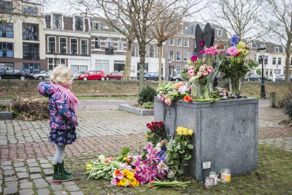 Foto's: Utrecht eert Dick Bruna