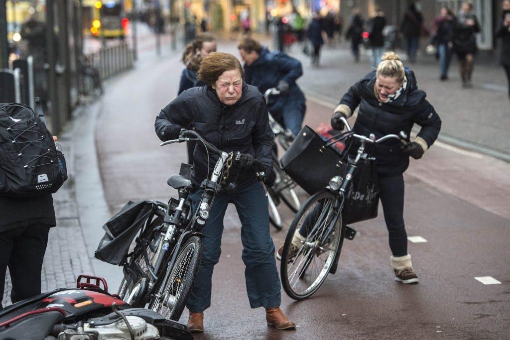 Code geel in Utrecht: regen, hagel en zware onweersbuien