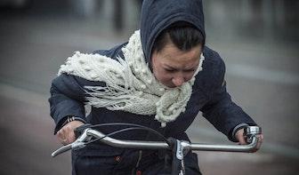 Storm Ciara: zeer zware windstoten in Utrecht