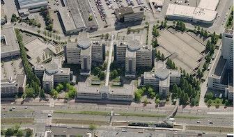 Europalaan krijgt 150 appartementen voor starters
