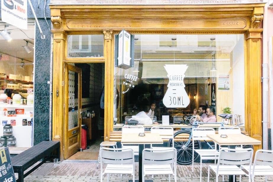 Koffiezaak 30ML sluit deuren aan Mariastraat en verhuist naar Vredenburg