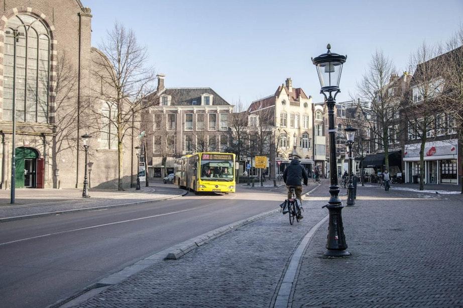 Drie mannen aangehouden voor mishandeling en beroving op Janskerkhof