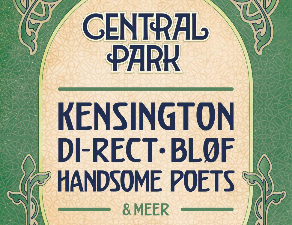 Utrecht Krijgt Nieuw Groot Popfestival Kensington één Van De