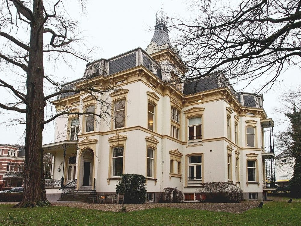 Villa De Oorsprong: een rijke bron van verhalen