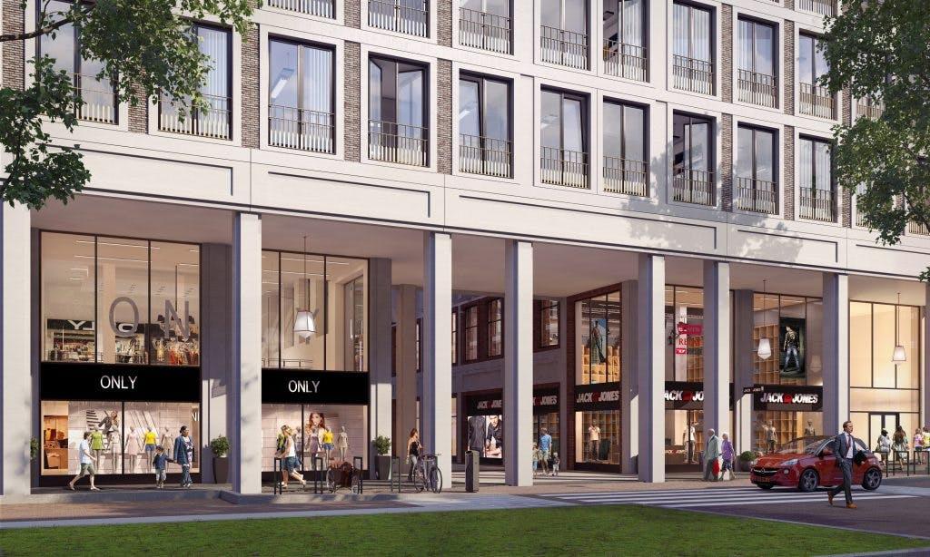 Grote kledingmerken openen vestiging in Leidsche Rijn Centrum