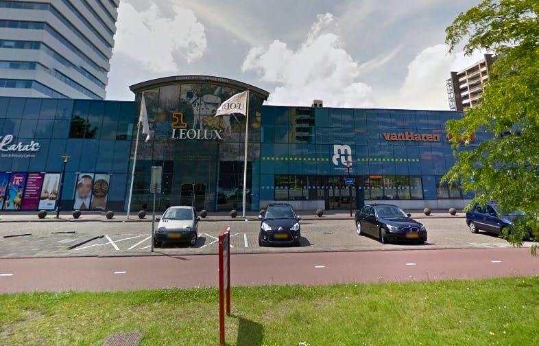 Kanaleneiland eerste winkelcentrum met collectief winkelverbod