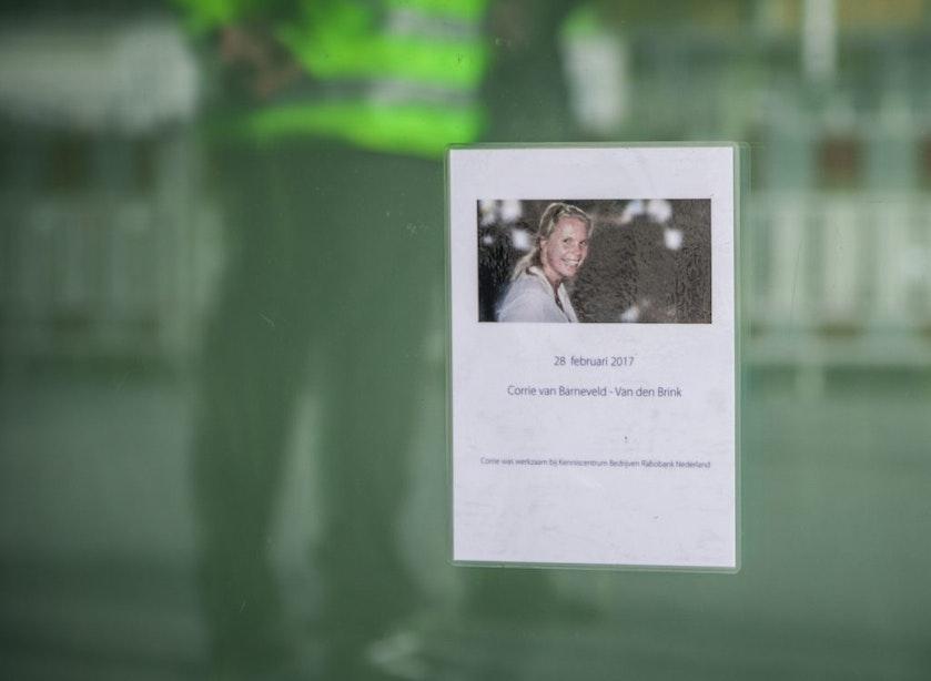 Dood medewerker grote shock op hoofdkantoor Rabobank