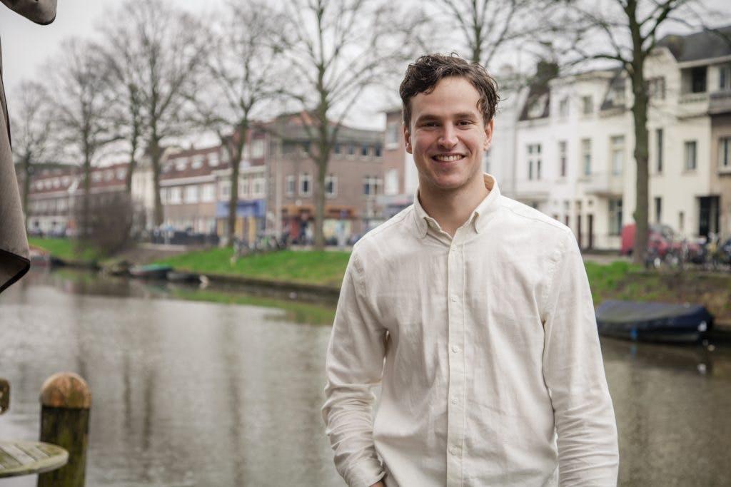 Allemaal Utrechters – Chad Davies: 'Mensen maken het me te makkelijk'