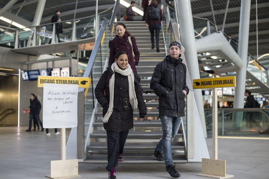 Zo stemde Utrecht: CDA en Denk even groot