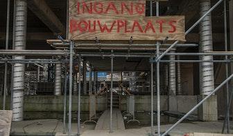 Er is van alles mis op de bouwplaats Leidsche Rijn Centrum: werkzaamheden deels stilgelegd