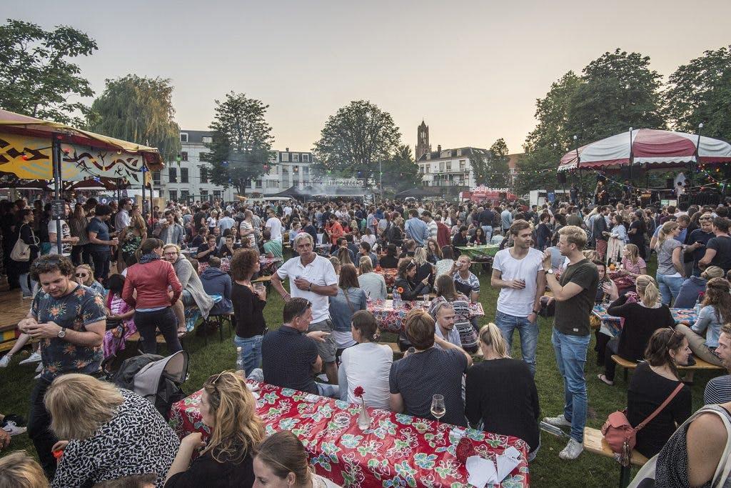 Weer kort geding over festival Lepeltje Lepeltje in Lepelenburg
