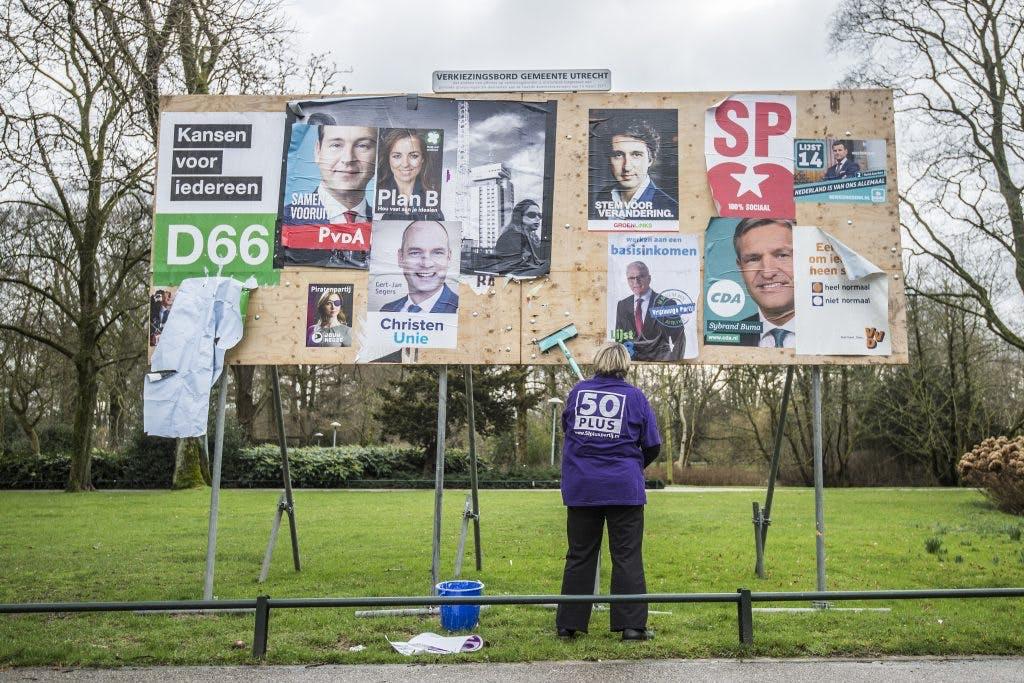 Utrechters op weg naar Den Haag: Corrie van Brenk (50Plus) wil marktwerking in de zorg stoppen