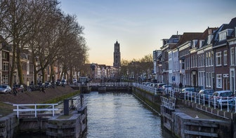 Utrechtse visdeurbel verdwijnt maandag, maar komt volgend jaar terug