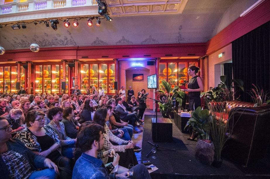 Chrétien Breukers bij pre-boekenweekfeest: De kloof tussen lezer en schrijver
