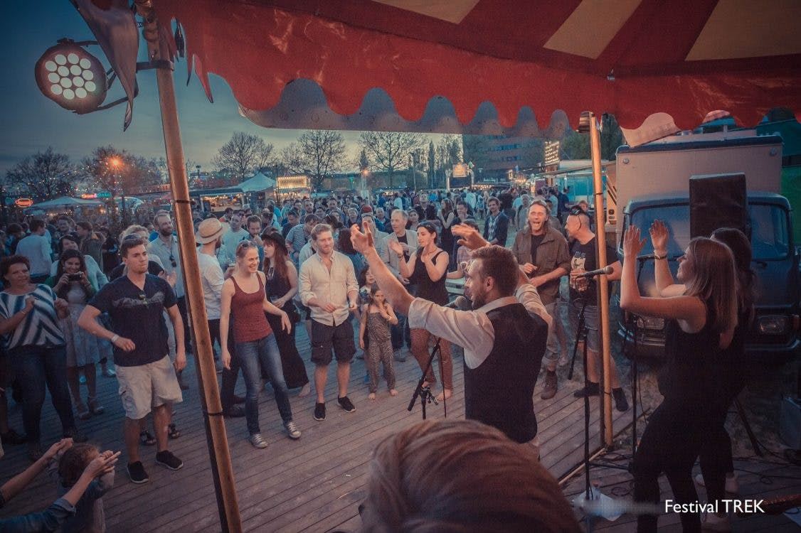 Foodfestival Trek zoekt Utrechts talent