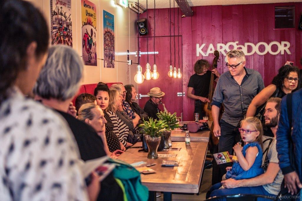 De Kargadoor: Van 'aksiesentrum' naar cultureel-maatschappelijk podium