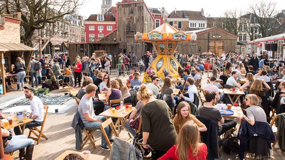 Dagtip: Open Utrechts Kampioenschap Yahtzee op de Neude