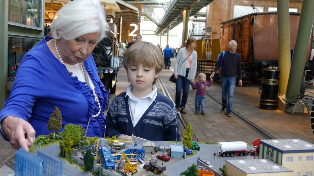 On traXS: Dit weekend mini-treintjes tussen de locomotieven van het Spoorwegmuseum