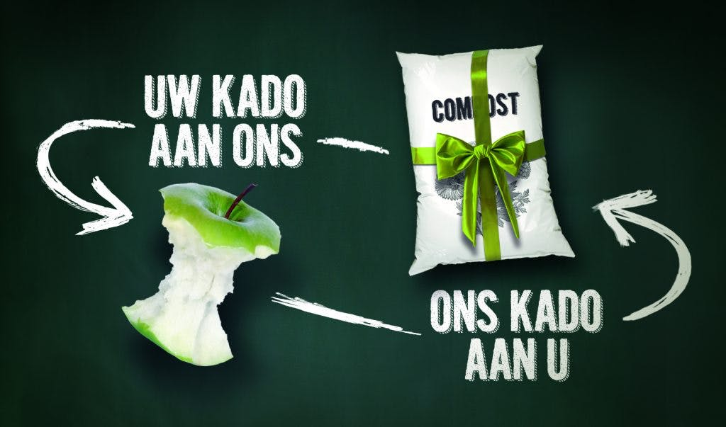 Utrecht geeft 25 maart compostzakken cadeau
