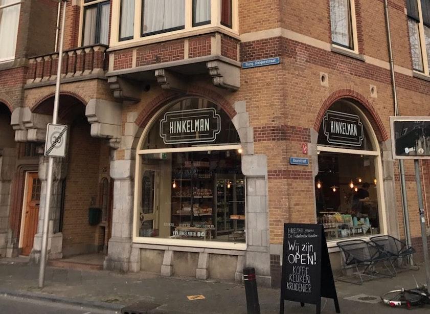 Bijzondere kookwinkel Hinkelman geopend aan Burg. Reigerstraat