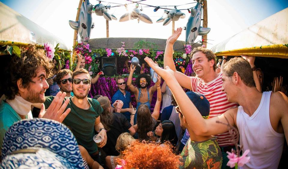 Utrecht krijgt op Strand Oog in Al tweede festival met Bevrijdingsdag