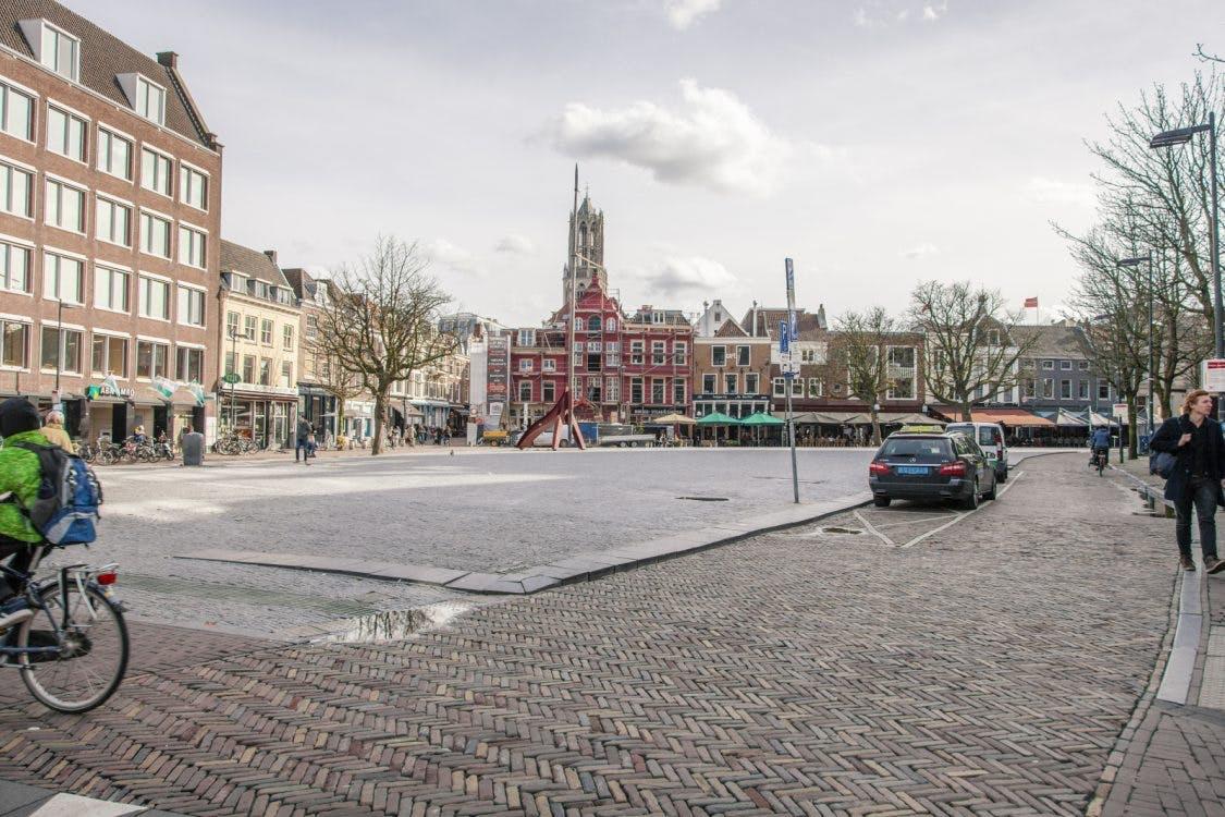 Geen gele, maar rode hesjes demonstreren zondag in Utrecht